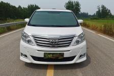 丰田 埃尔法(进口) 2013 款 2.4L CVT 豪华版