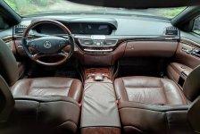奔驰S级(进口) 2012 款 400L HYBRID Grand